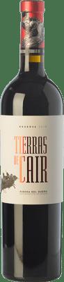 44,95 € Free Shipping | Red wine Dominio de Cair Tierras de Cair Reserva D.O. Ribera del Duero Castilla y León Spain Tempranillo Bottle 75 cl