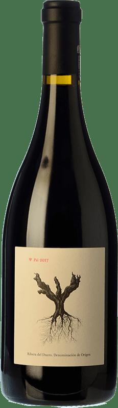 168,95 € Envío gratis | Vino tinto Dominio de Pingus PSI Crianza D.O. Ribera del Duero Castilla y León España Tempranillo Botella Jéroboam-Doble Mágnum 3 L