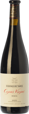 13,95 € Free Shipping | Red wine Dominio de Tares Cepas Viejas Crianza D.O. Bierzo Castilla y León Spain Mencía Bottle 75 cl | Thousands of wine lovers trust us to get the best price guarantee, free shipping always and hassle-free shopping and returns.