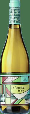 7,95 € Free Shipping | White wine Dominio de Tares La Sonrisa de Tares D.O. Bierzo Castilla y León Spain Godello Bottle 75 cl
