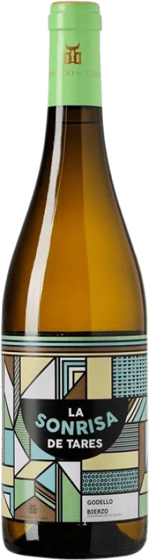 9,95 € Free Shipping | White wine Dominio de Tares La Sonrisa de Tares D.O. Bierzo Castilla y León Spain Godello Bottle 75 cl