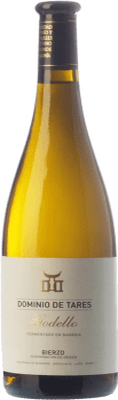 13,95 € Envío gratis | Vino blanco Dominio de Tares Crianza D.O. Bierzo Castilla y León España Godello Botella 75 cl