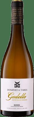 13,95 € Kostenloser Versand | Weißwein Dominio de Tares Crianza D.O. Bierzo Kastilien und León Spanien Godello Flasche 75 cl