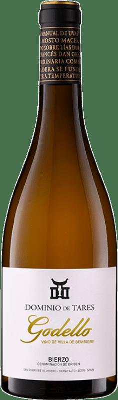 15,95 € Envoi gratuit | Vin blanc Dominio de Tares Crianza D.O. Bierzo Castille et Leon Espagne Godello Bouteille 75 cl