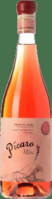 62,95 € Envío gratis | Vino rosado Dominio del Águila Pícaro del Águila Clarete D.O. Ribera del Duero Castilla y León España Tempranillo, Garnacha, Bobal, Albillo Botella Mágnum 1,5 L