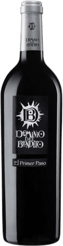 16,95 € Spedizione Gratuita | Vino rosso Dominio del Bendito El Primer Paso Joven D.O. Toro Castilla y León Spagna Tinta de Toro Bottiglia 75 cl