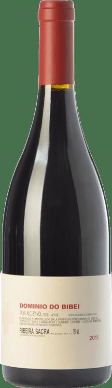 51,95 € Envoi gratuit | Vin rouge Dominio do Bibei Caiño Crianza D.O. Ribeira Sacra Galice Espagne Caíño Noir Bouteille 75 cl