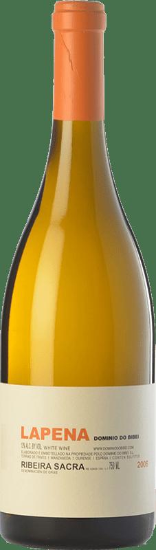 59,95 € Envoi gratuit | Vin blanc Dominio do Bibei Lapena Crianza D.O. Ribeira Sacra Galice Espagne Godello Bouteille 75 cl