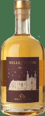 45,95 € Free Shipping | Grappa Donnafugata Mille e Una Notte I.G.T. Grappa Siciliana Sicily Italy Half Bottle 50 cl