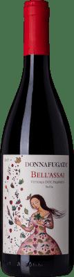 21,95 € Free Shipping | Red wine Donnafugata de Vittoria Bell'Assai D.O.C. Vittoria Sicily Italy Frappato Bottle 75 cl