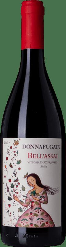 18,95 € Free Shipping   Red wine Donnafugata de Vittoria Bell'Assai D.O.C. Vittoria Sicily Italy Frappato Bottle 75 cl