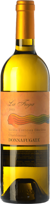 13,95 € Free Shipping   White wine Donnafugata La Fuga D.O.C. Contessa Entellina Sicily Italy Chardonnay Bottle 75 cl