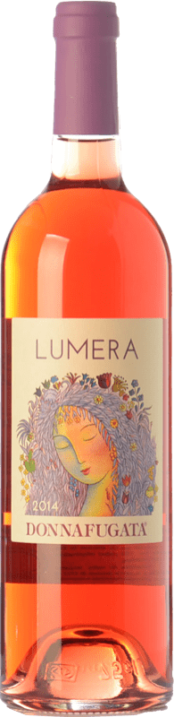 12,95 € Free Shipping   Rosé wine Donnafugata Lumera I.G.T. Terre Siciliane Sicily Italy Syrah, Pinot Black, Nero d'Avola, Tannat Bottle 75 cl