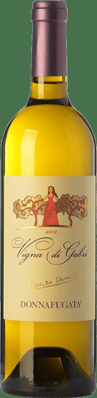 11,95 € Free Shipping   White wine Donnafugata Vigna di Gabri D.O.C. Contessa Entellina Sicily Italy Chardonnay, Sauvignon White, Catarratto, Ansonica Bottle 75 cl