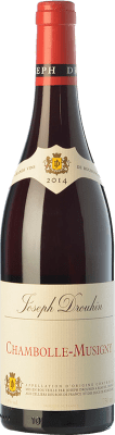 105,95 € Free Shipping | Red wine Drouhin Crianza A.O.C. Chambolle-Musigny Burgundy France Pinot Black Bottle 75 cl