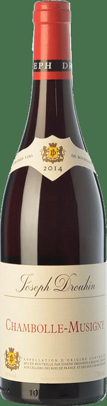 99,95 € Envío gratis   Vino tinto Drouhin Crianza A.O.C. Chambolle-Musigny Borgoña Francia Pinot Negro Botella 75 cl