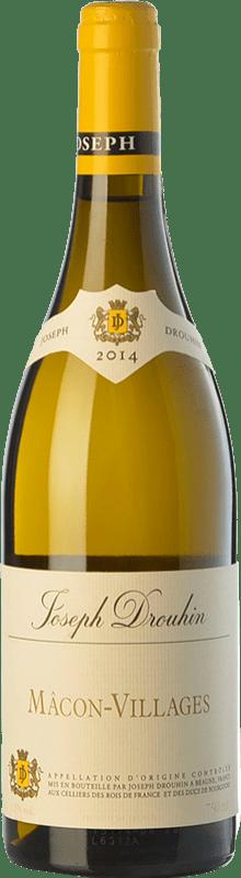 15,95 € Envío gratis   Vino blanco Drouhin A.O.C. Mâcon-Villages Borgoña Francia Chardonnay Botella 75 cl