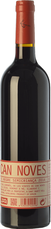 9,95 € Free Shipping   Red wine Eccociwine Can Noves Joven Spain Merlot, Cabernet Franc, Petit Verdot Bottle 75 cl