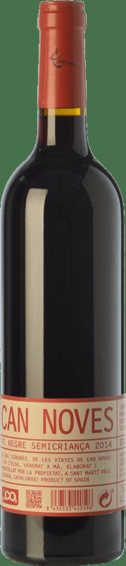 9,95 € Envío gratis | Vino tinto Eccociwine Can Noves Joven España Merlot, Cabernet Franc, Petit Verdot Botella 75 cl