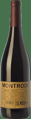 7,95 € Free Shipping   Red wine Eccociwine Montrodó Negre Joven Spain Merlot, Cabernet Sauvignon, Cabernet Franc, Petit Verdot Bottle 75 cl