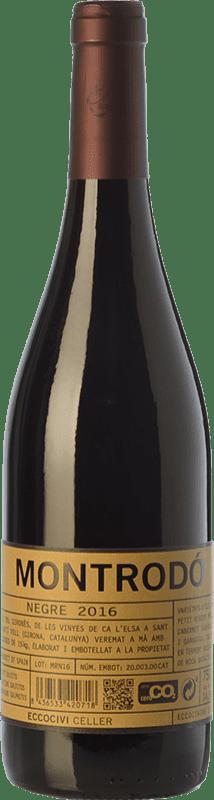 7,95 € Envoi gratuit   Vin rouge Eccociwine Montrodó Negre Joven Espagne Merlot, Cabernet Sauvignon, Cabernet Franc, Petit Verdot Bouteille 75 cl