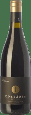 25,95 € Envío gratis | Vino tinto Edetària Selecció Crianza D.O. Terra Alta Cataluña España Garnacha, Cariñena, Garnacha Peluda Botella 75 cl