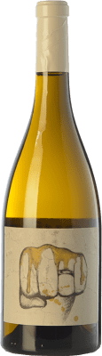 23,95 € Kostenloser Versand | Weißwein El Escocés Volante El Puño Crianza D.O. Calatayud Aragón Spanien Grenache Weiß, Viognier, Macabeo Flasche 75 cl