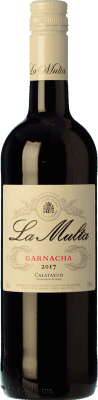 7,95 € Kostenloser Versand | Rotwein El Escocés Volante La Multa Old Vine Joven D.O. Calatayud Aragón Spanien Grenache Flasche 75 cl