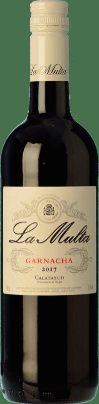 7,95 € Envoi gratuit | Vin rouge El Escocés Volante La Multa Old Vine Joven D.O. Calatayud Aragon Espagne Grenache Bouteille 75 cl