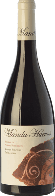22,95 € Free Shipping | Red wine El Escocés Volante Manda Huevos Joven Spain Grenache, Bobal, Grenache White, Moristel Bottle 75 cl