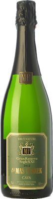 16,95 € Free Shipping | White sparkling El Mas Ferrer Segle XXI Gran Reserva D.O. Cava Catalonia Spain Macabeo, Xarel·lo, Parellada Bottle 75 cl. | Thousands of wine lovers trust us to get the best price guarantee, free shipping always and hassle-free shopping and returns.