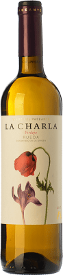 8,95 € Free Shipping | White wine El Paseante La Charla D.O. Rueda Castilla y León Spain Verdejo Bottle 75 cl | Thousands of wine lovers trust us to get the best price guarantee, free shipping always and hassle-free shopping and returns.