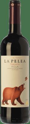 7,95 € Envío gratis | Vino tinto El Paseante La Pelea Crianza D.O.Ca. Rioja La Rioja España Tempranillo Botella 75 cl