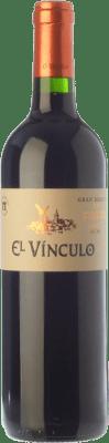 19,95 € Free Shipping | Red wine El Vínculo Edición Limitada Gran Reserva D.O. La Mancha Castilla la Mancha Spain Tempranillo Bottle 75 cl