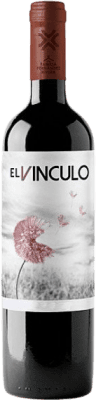 11,95 € Kostenloser Versand | Rotwein El Vínculo Crianza D.O. La Mancha Kastilien-La Mancha Spanien Tempranillo Flasche 75 cl