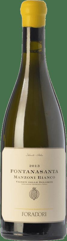 25,95 € Envoi gratuit   Vin blanc Foradori Fontanasanta I.G.T. Vigneti delle Dolomiti Trentin Italie Manzoni Bianco Bouteille 75 cl