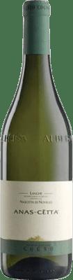 22,95 € Free Shipping | White wine Elvio Cogno Anas-Cetta D.O.C. Langhe Piemonte Italy Nascetta Bottle 75 cl