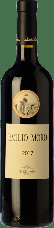 41,95 € Envío gratis | Vino tinto Emilio Moro Crianza D.O. Ribera del Duero Castilla y León España Tempranillo Botella Mágnum 1,5 L