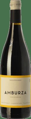 15,95 € Free Shipping | Red wine Emilio Valerio Amburza Crianza D.O. Navarra Navarre Spain Tempranillo, Grenache, Cabernet Sauvignon Bottle 75 cl