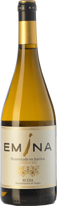 19,95 € Envoi gratuit   Vin blanc Emina Fermentado en Barrica Crianza D.O. Rueda Castille et Leon Espagne Verdejo Bouteille 75 cl