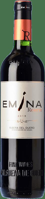 27,95 € Envoi gratuit   Vin rouge Emina Reserva D.O. Ribera del Duero Castille et Leon Espagne Tempranillo Bouteille 75 cl