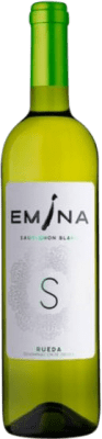 7,95 € Free Shipping | White wine Emina D.O. Rueda Castilla y León Spain Sauvignon White Bottle 75 cl