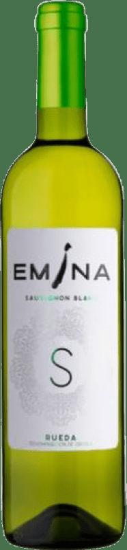 6,95 € Envoi gratuit   Vin blanc Emina D.O. Rueda Castille et Leon Espagne Sauvignon Blanc Bouteille 75 cl