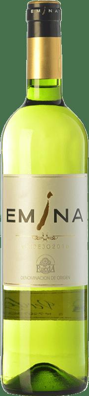 5,95 € Envoi gratuit   Vin blanc Emina D.O. Rueda Castille et Leon Espagne Verdejo Bouteille 75 cl