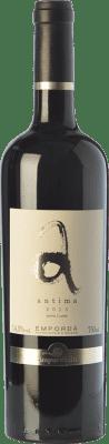 15,95 € Free Shipping | Red wine Empordàlia Antima Joven D.O. Empordà Catalonia Spain Grenache, Carignan Bottle 75 cl
