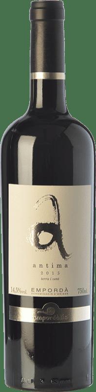 16,95 € Envío gratis   Vino tinto Empordàlia Antima Joven D.O. Empordà Cataluña España Garnacha, Cariñena Botella 75 cl