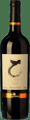 15,95 € Free Shipping | Red wine Empordàlia Coromina Crianza D.O. Empordà Catalonia Spain Grenache, Carignan Bottle 75 cl