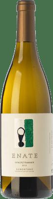 11,95 € Envío gratis | Vino blanco Enate D.O. Somontano Aragón España Gewürztraminer Botella 75 cl