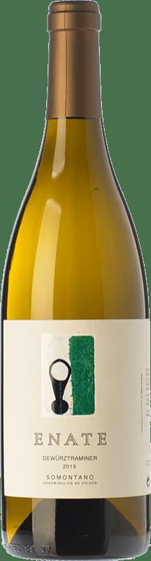 11,95 € Free Shipping | White wine Enate D.O. Somontano Aragon Spain Gewürztraminer Bottle 75 cl