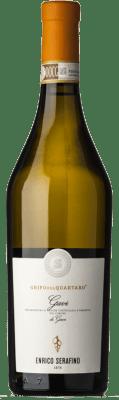 12,95 € Free Shipping | White wine Enrico Serafino D.O.C.G. Cortese di Gavi Piemonte Italy Cortese Bottle 75 cl